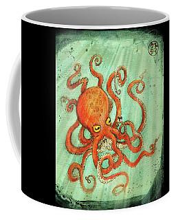 Octo Tako With Surprise Coffee Mug