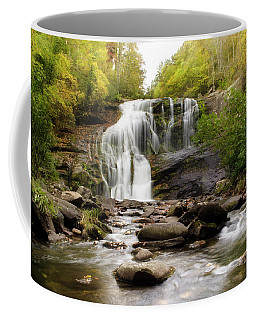 October At Bald River Falls Coffee Mug