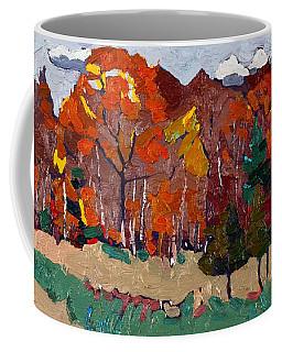 October Forest Coffee Mug