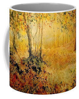 October Glow Coffee Mug