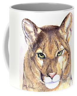October Lion Coffee Mug