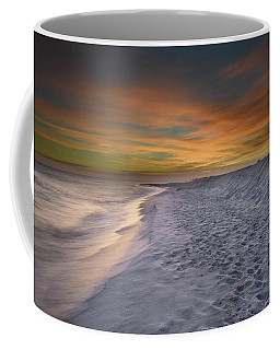 Coffee Mug featuring the photograph October Night by Renee Hardison