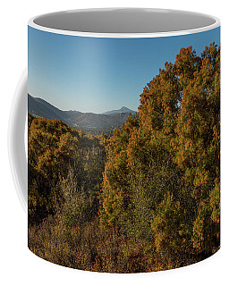 October Ribbonwood Coffee Mug