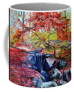 October Riot Coffee Mug