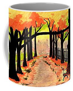 October- Salem Common Coffee Mug