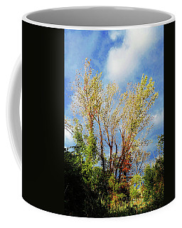 October Sunny Afternoon Coffee Mug