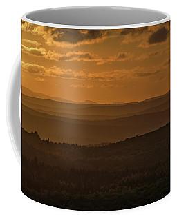 October Sunset In Acadia Coffee Mug