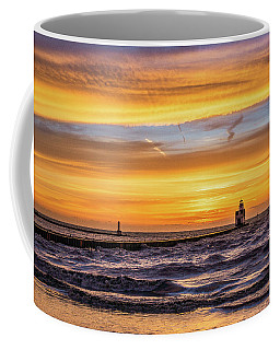 Coffee Mug featuring the photograph October Surprise by Bill Pevlor