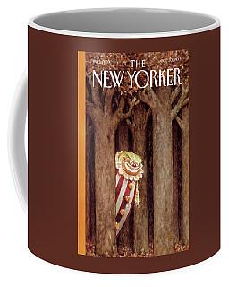 October Surprise Coffee Mug