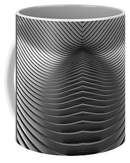 Oculus Abstract Coffee Mug