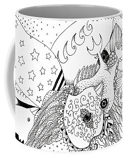 Odd 2 Coffee Mug
