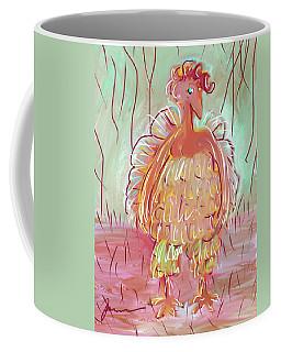 Odd Chicken Coffee Mug
