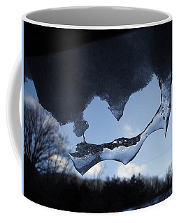 Odd Icicle Coffee Mug