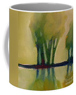 Odd Little Trees Coffee Mug