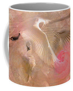 Ode To A Swan 2015 Coffee Mug