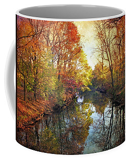 Coffee Mug featuring the photograph Ode To Autumn by Jessica Jenney