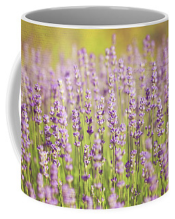 Ode To Lavender Coffee Mug