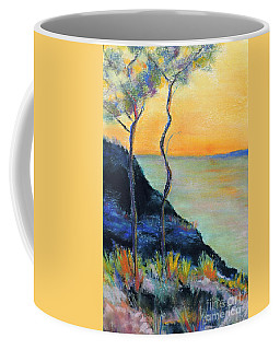Ode To Monet Coffee Mug