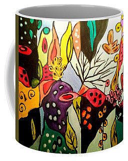 Ode To Nature Coffee Mug
