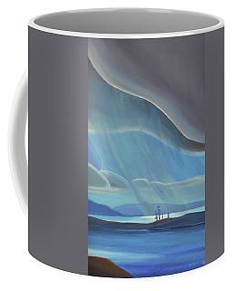 Ode To The North II - Rh Panel Coffee Mug