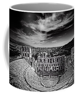 Odeon Of Herodes Atticus Coffee Mug