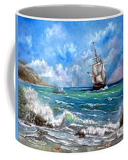 Odessa Coffee Mug