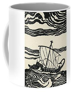 Odysseus's Ship Coffee Mug