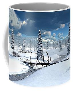 Of Blankets And Sheets Coffee Mug