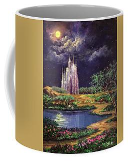 Of Glass Castles And Moonlight Coffee Mug