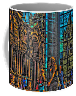 Of Light And Mirrors Coffee Mug