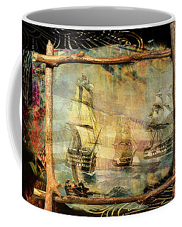 Of Old Times Coffee Mug