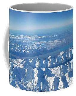 Of Peaks And Lakes Coffee Mug
