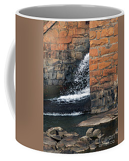 Of Texture And Flow Coffee Mug