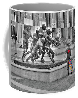 Off Field Distraction Coffee Mug