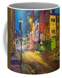 Off Shudehill Manchester Coffee Mug