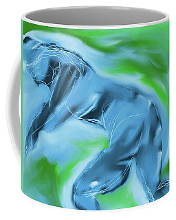 Off The Deep End Coffee Mug