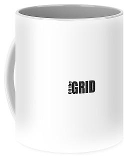 Off The Grid Coffee Mug by Bill Owen