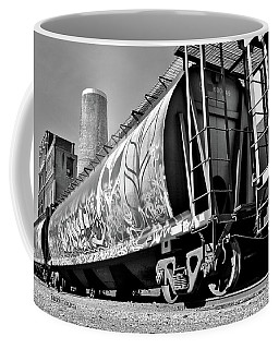 Off The Rails Coffee Mug