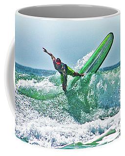 Off The Top Coffee Mug