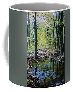 Off The Trail Coffee Mug