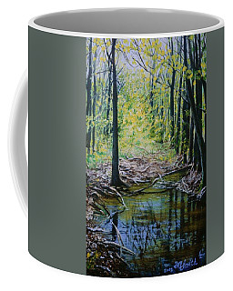 Off The Trail Coffee Mug