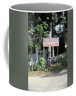 Off To Jackies Coffee Mug