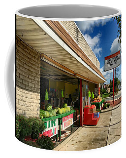 Off To The Market Coffee Mug