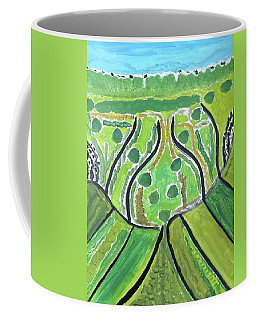 Offaly Ireland  Coffee Mug