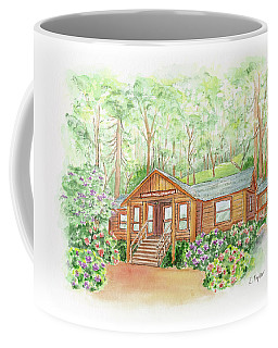Office In The Park Coffee Mug