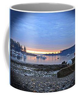 Office Of The Sea Coffee Mug