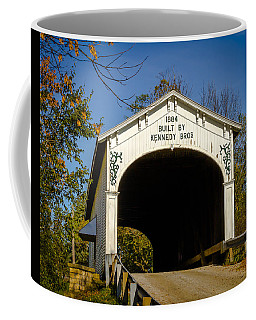 Offutt's Ford Covered Bridge Coffee Mug