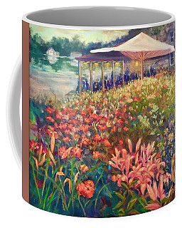 Ogunquit Gardens At Waterside Restaurant Coffee Mug
