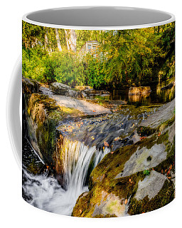 Ogwen Bank Waterfall  Coffee Mug