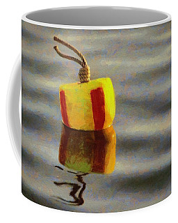 Oh Buoy Coffee Mug by Jeff Kolker